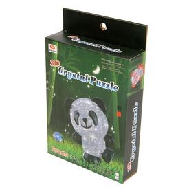 Panda 53 darabos világító kristály puzzle Itt egy ajánlat található, a bővebben gombra kattintva, további információkat talál a termékről.