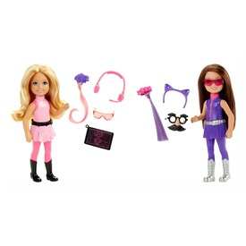 Barbie: Titkos ügynök baba - 15 cm, többféle