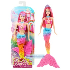 Barbie: Tündérmese sellő - 29 cm, többféle Itt egy ajánlat található, a bővebben gombra kattintva, további információkat talál a termékről.