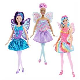 Barbie: Tündérmese tündér - 29 cm, többféle Itt egy ajánlat található, a bővebben gombra kattintva, további információkat talál a termékről.