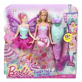 Barbie Tündérmese szett DHC Itt egy ajánlat található, a bővebben gombra kattintva, további információkat talál a termékről.