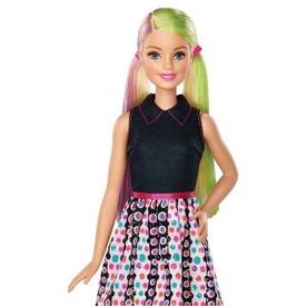 Barbie: Színkeverős csodahaj Barbie - 29 cm Itt egy ajánlat található, a bővebben gombra kattintva, további információkat talál a termékről.