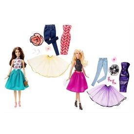 Barbie: Barbie divatos ruhatárral - többféle Itt egy ajánlat található, a bővebben gombra kattintva, további információkat talál a termékről.