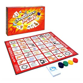 Sequence junior társasjáték Itt egy ajánlat található, a bővebben gombra kattintva, további információkat talál a termékről.