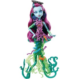 Monster High: Rémséges mélység sellő baba - többféle Itt egy ajánlat található, a bővebben gombra kattintva, további információkat talál a termékről.
