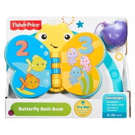 Fisher-Price pillangós pancsikönyv Itt egy ajánlat található, a bővebben gombra kattintva, további információkat talál a termékről.