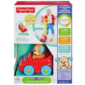 Fisher-Price Kiskutyás tili-toli-autó Itt egy ajánlat található, a bővebben gombra kattintva, további információkat talál a termékről.