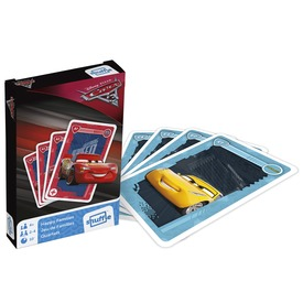 Cars 3. kvartett és akció kártya  Itt egy ajánlat található, a bővebben gombra kattintva, további információkat talál a termékről.