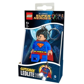 LEGO® Super Heroes Superman kulcstartó