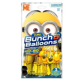 Bunch o Balloons – Minyonok 3-csom BOB Itt egy ajánlat található, a bővebben gombra kattintva, további információkat talál a termékről.