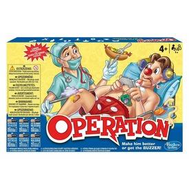 Operáció ügyességi társasjáték