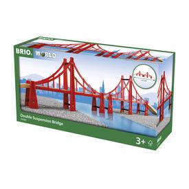 BRIO Kétpillérű híd