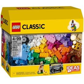LEGO Classic Kreatív építő készlet 10702 Itt egy ajánlat található, a bővebben gombra kattintva, további információkat talál a termékről.