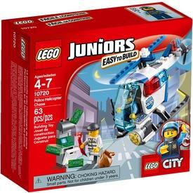 LEGO Juniors Rendőrségi helikopteres rajtaütés 10720 Itt egy ajánlat található, a bővebben gombra kattintva, további információkat talál a termékről.