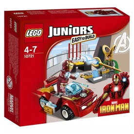 LEGO Juniors 10721 Vasember Loki ellen Itt egy ajánlat található, a bővebben gombra kattintva, további információkat talál a termékről.