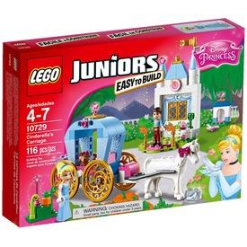 LEGO Juniors Hamupipőke hintója 10729 Itt egy ajánlat található, a bővebben gombra kattintva, további információkat talál a termékről.