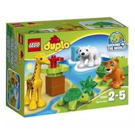 LEGO DUPLO Állat bébik 10801 Itt egy ajánlat található, a bővebben gombra kattintva, további információkat talál a termékről.