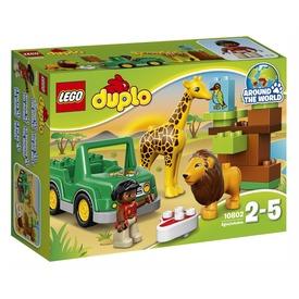 LEGO DUPLO Szavanna 10802 Itt egy ajánlat található, a bővebben gombra kattintva, további információkat talál a termékről.