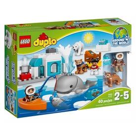 LEGO DUPLO Sarkvidék 10803 Itt egy ajánlat található, a bővebben gombra kattintva, további információkat talál a termékről.