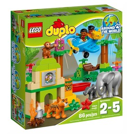 LEGO DUPLO Dzsungel 10804 Itt egy ajánlat található, a bővebben gombra kattintva, további információkat talál a termékről.