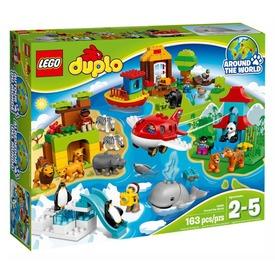 LEGO® DUPLO A világ körül 10805 Itt egy ajánlat található, a bővebben gombra kattintva, további információkat talál a termékről.