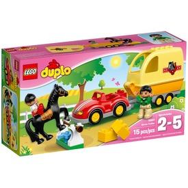LEGO DUPLO Lószállító utánfutó 10807 Itt egy ajánlat található, a bővebben gombra kattintva, további információkat talál a termékről.