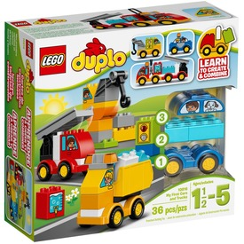 LEGO® DUPLO Első járműveim 10816 Itt egy ajánlat található, a bővebben gombra kattintva, további információkat talál a termékről.