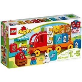 LEGO DUPLO Első teherautóm 10818 Itt egy ajánlat található, a bővebben gombra kattintva, további információkat talál a termékről.