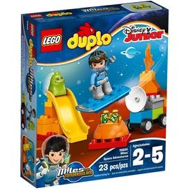 LEGO DUPLO Miles kalandjai az űrben 10824 Itt egy ajánlat található, a bővebben gombra kattintva, további információkat talál a termékről.