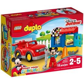 LEGO DUPLO Disney Mickey műhelye 10829 Itt egy ajánlat található, a bővebben gombra kattintva, további információkat talál a termékről.