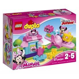 LEGO DUPLO Disney Minnie kávézója 10830 Itt egy ajánlat található, a bővebben gombra kattintva, további információkat talál a termékről.