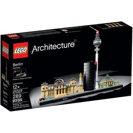 LEGO Architecture Berlin 21027