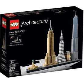 LEGO Architecture New York 21028