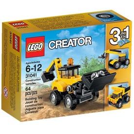 LEGO Creator Építési munkagépek 31041 Itt egy ajánlat található, a bővebben gombra kattintva, további információkat talál a termékről.