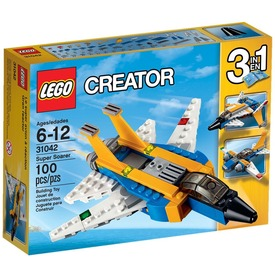 LEGO Creator Szuper repülő 31042 Itt egy ajánlat található, a bővebben gombra kattintva, további információkat talál a termékről.