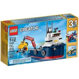 LEGO Creator Tengeri kutatóhajó 31045 Itt egy ajánlat található, a bővebben gombra kattintva, további információkat talál a termékről.
