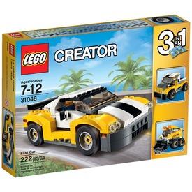 LEGO Creator Gyorsasági autó 31046 Itt egy ajánlat található, a bővebben gombra kattintva, további információkat talál a termékről.