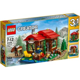 LEGO Creator Tóparti házikó 31048 Itt egy ajánlat található, a bővebben gombra kattintva, további információkat talál a termékről.