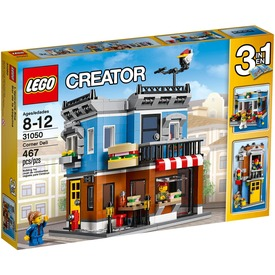 LEGO Creator Sarki csemegeüzlet 31050 Itt egy ajánlat található, a bővebben gombra kattintva, további információkat talál a termékről.