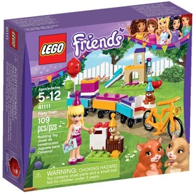 LEGO Friends Partivonat 41111