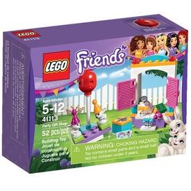 LEGO Friends Parti ajándékbolt 41113 Itt egy ajánlat található, a bővebben gombra kattintva, további információkat talál a termékről.