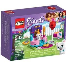 LEGO Friends Öltözködés a partira 41114 Itt egy ajánlat található, a bővebben gombra kattintva, további információkat talál a termékről.