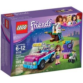 LEGO Friends Olivia felfedező autója 41116 Itt egy ajánlat található, a bővebben gombra kattintva, további információkat talál a termékről.