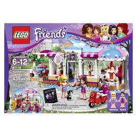 LEGO Friends Heartlake cukrászda 41119 Itt egy ajánlat található, a bővebben gombra kattintva, további információkat talál a termékről.
