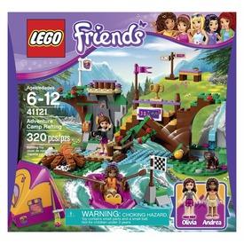 LEGO Friends Csónakázás a kalandtáborban 41121 Itt egy ajánlat található, a bővebben gombra kattintva, további információkat talál a termékről.