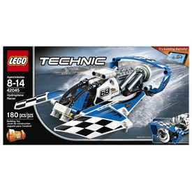 LEGO Technic Verseny hidroplán 42045 Itt egy ajánlat található, a bővebben gombra kattintva, további információkat talál a termékről.