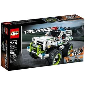 LEGO Technic Rendőrségi elfogó jármű 42047 Itt egy ajánlat található, a bővebben gombra kattintva, további információkat talál a termékről.
