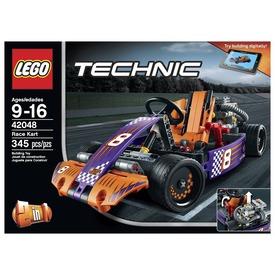 LEGO Technic Verseny gokart 42048 Itt egy ajánlat található, a bővebben gombra kattintva, további információkat talál a termékről.