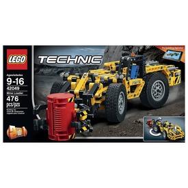 LEGO Technic Bányászrakodó 42049 Itt egy ajánlat található, a bővebben gombra kattintva, további információkat talál a termékről.