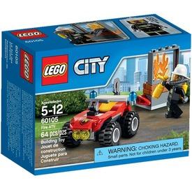 LEGO City Tűzoltó quad 60105 Itt egy ajánlat található, a bővebben gombra kattintva, további információkat talál a termékről.